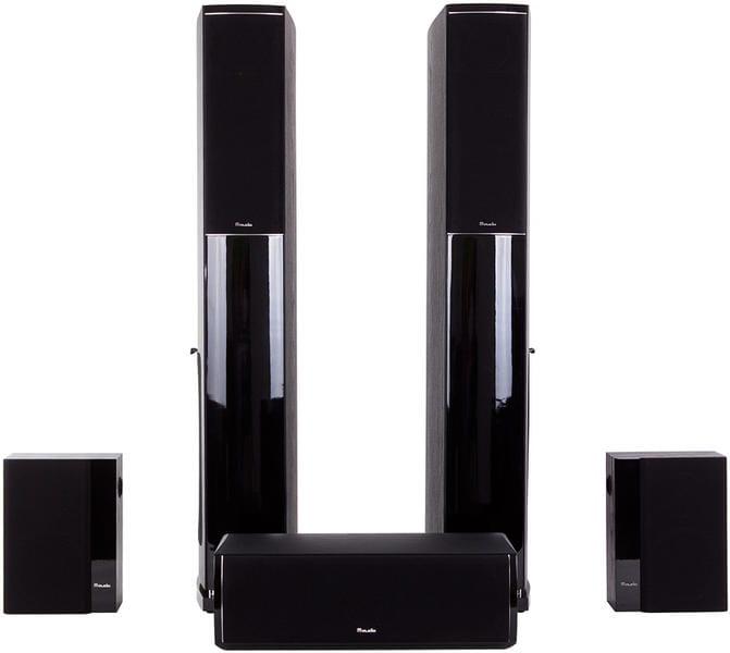 Zestaw kolumn głośnikowych 5.0 M-Audio HRS 85 MKII Piano Black