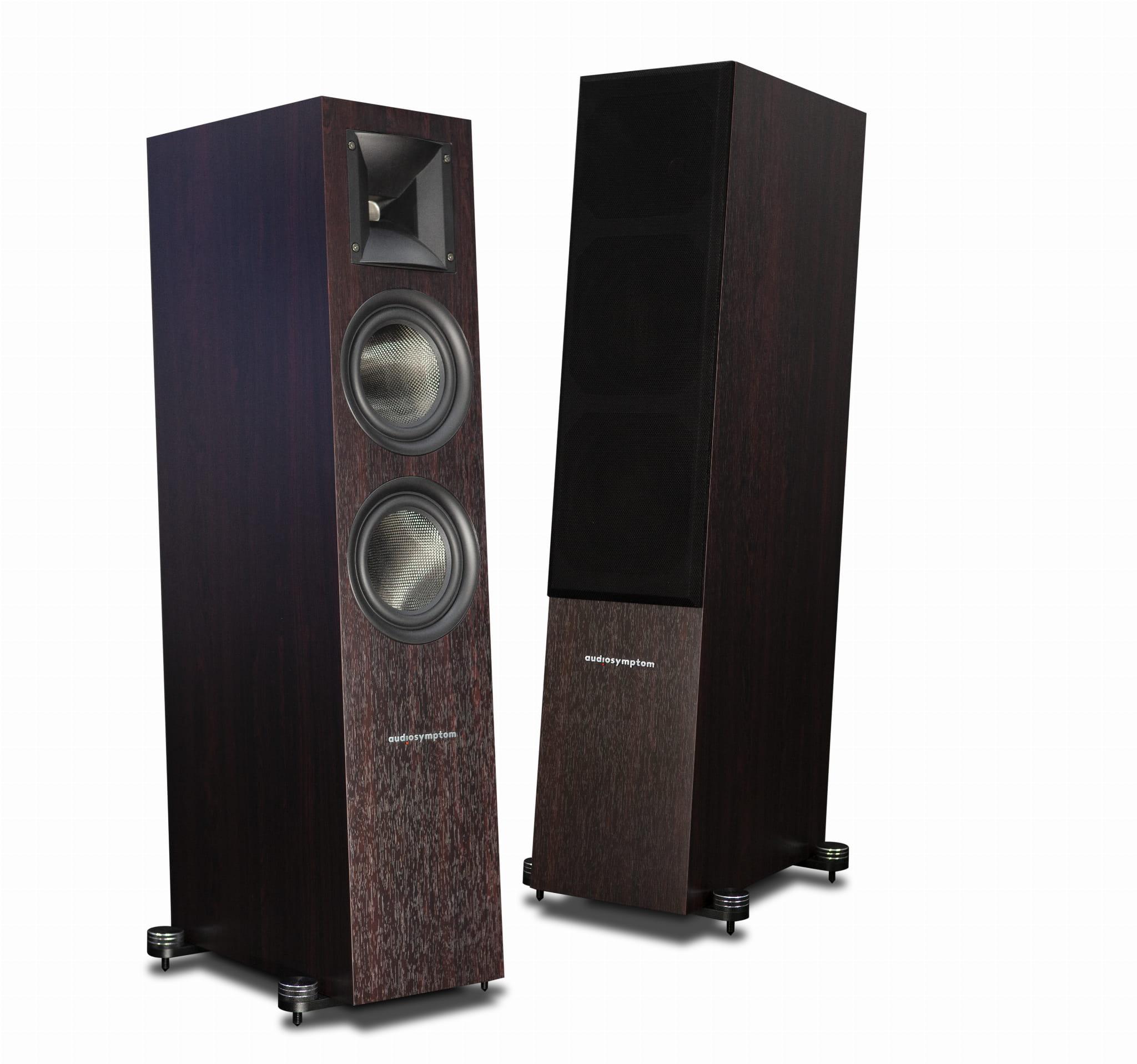 Audiosymptom i6 WALNUT Carbon (para) outlet